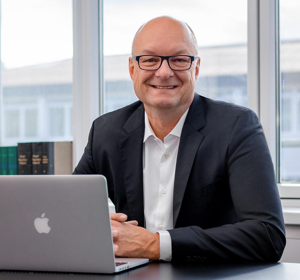 Rechtsanwalt Carsten Ott